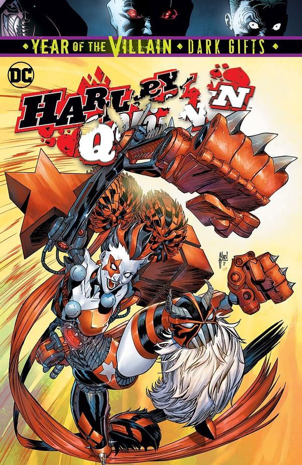 Lex Luthor Goes Full Blown Stalker in Harley Quinn for Year of the Villain