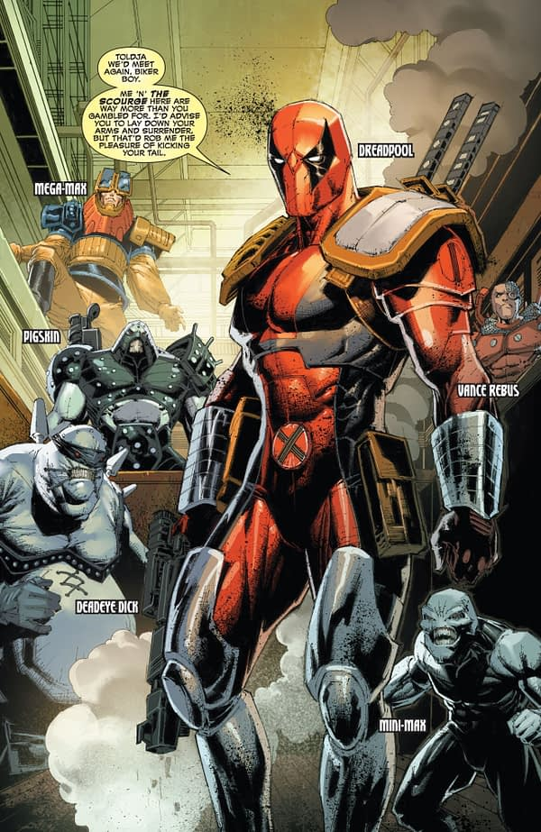 How Deadpool's @#$% Got a Major Upgrade [X-ual Healing 5-1-19]