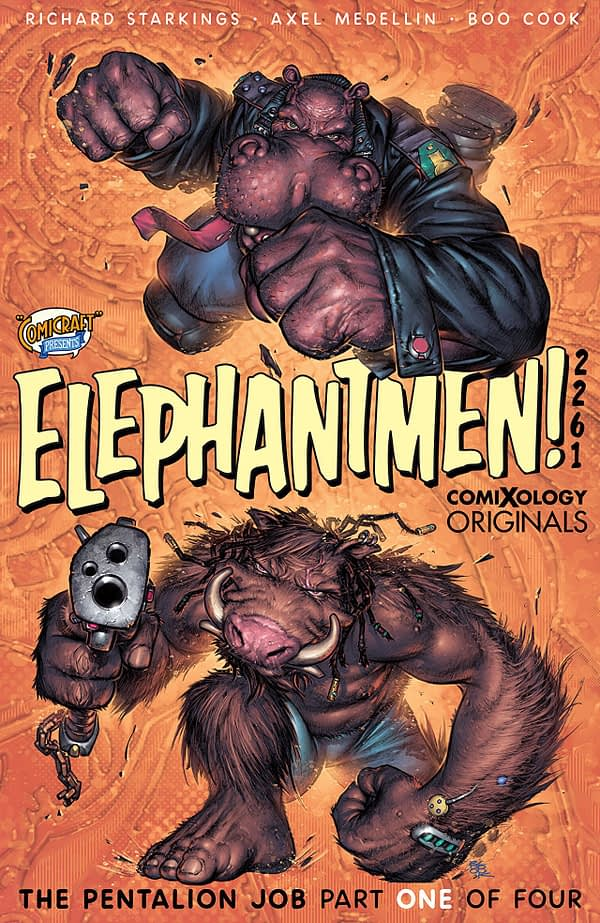 Elephantmen Is Consistently Good, and the Pentalion Arc is No Different