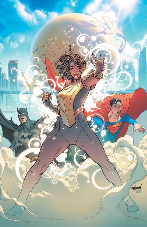 Naomi Makes Metropolis Debut in Action Comics #1015