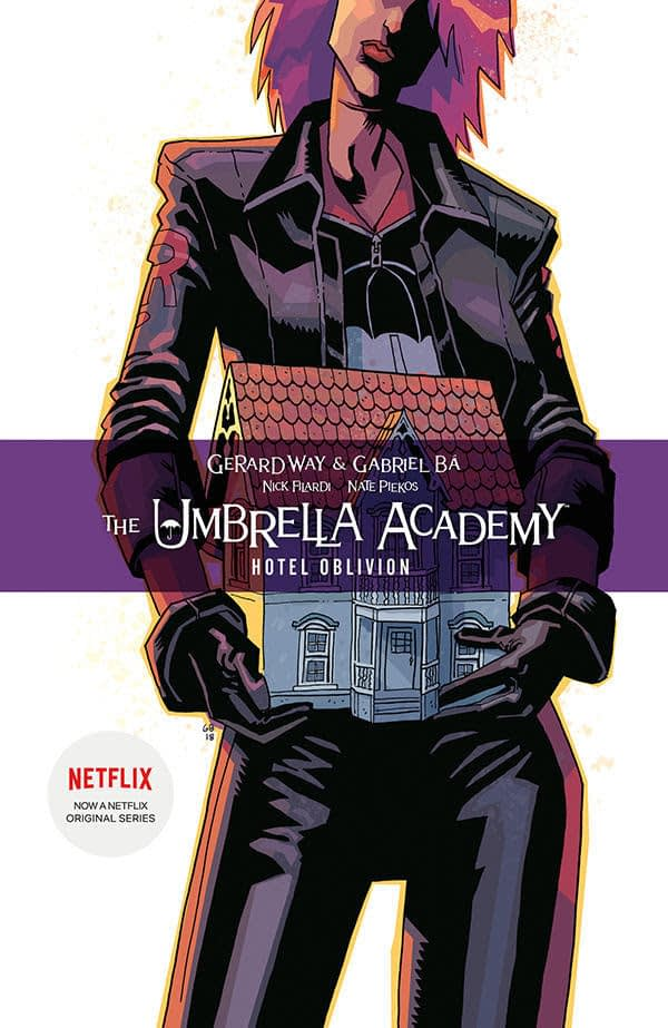 "Gerard Way's ""The Umbrella Academy"" to Become a Card Game"