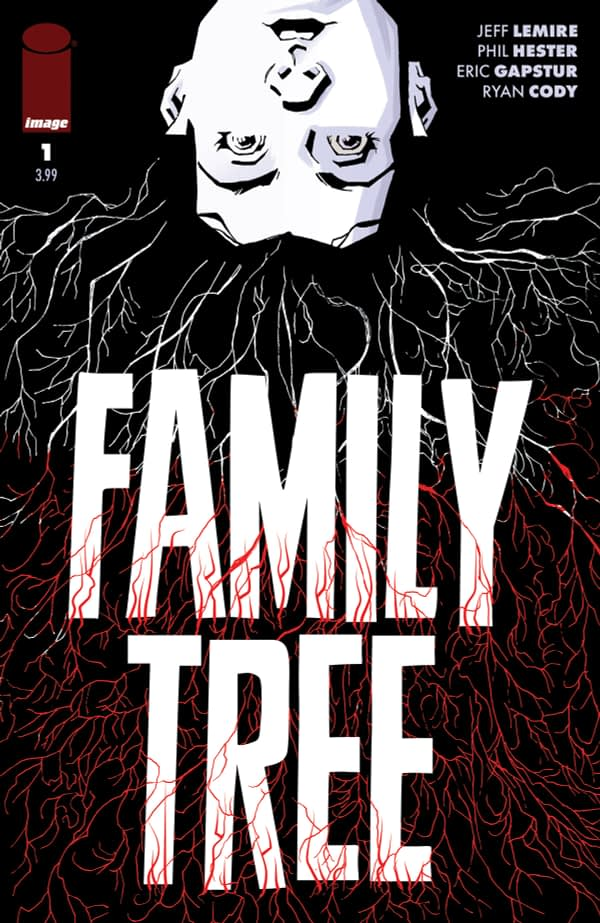Preview of Jeff Lemire and Phil Hester's Family Tree #1