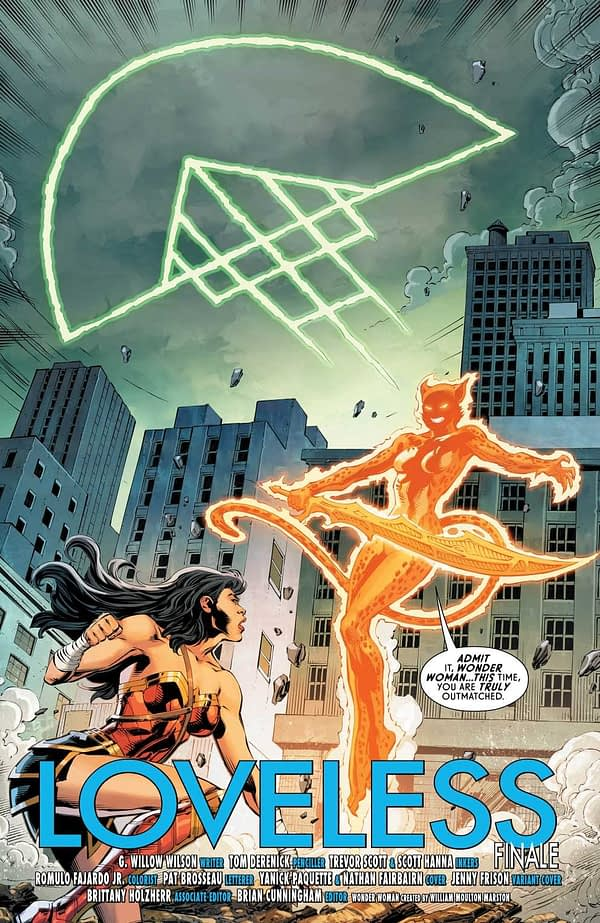 Is The DC Comics Timeline Already Screwed? Doom Sigils Suggest So (Spoilers)