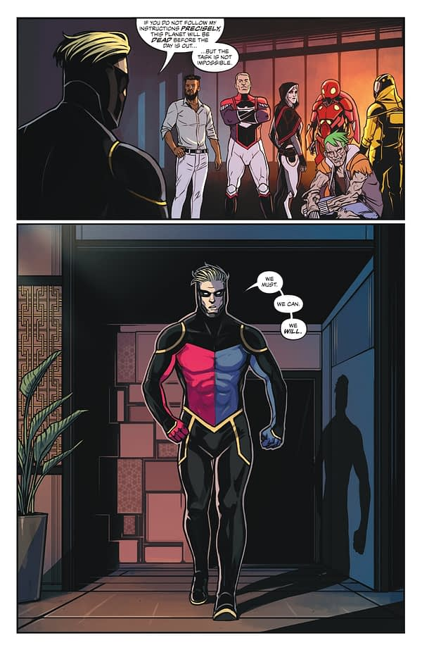 Free, Full First Issue of the Best Sequel to Watchmen, Peter Cannon: Thunderbolt by Kieron Gillen and Caspar Wjingaard