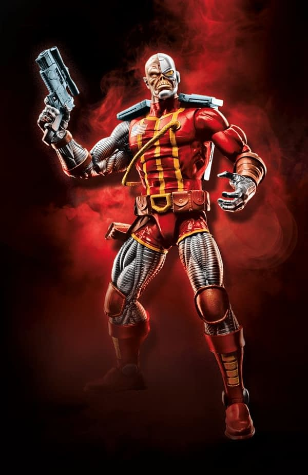 Deathlok Deadpool Marvel Legends