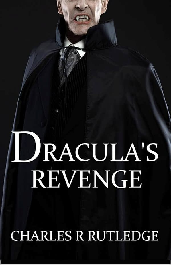[Castle Talk] Hard-case Crime Meets Gothic In Dracula's Revenge