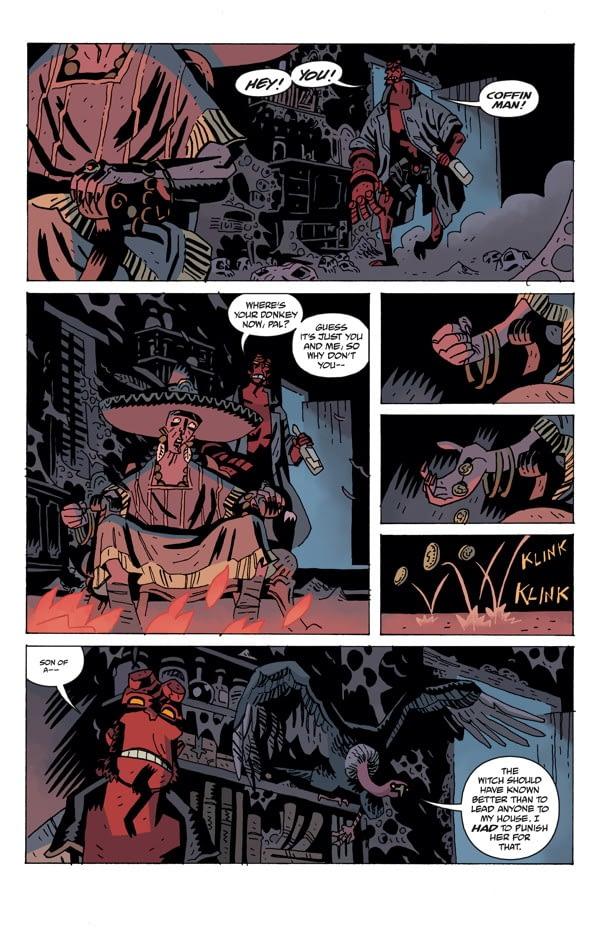 DHP3 #7 Hellboy Coffin Man PG 04