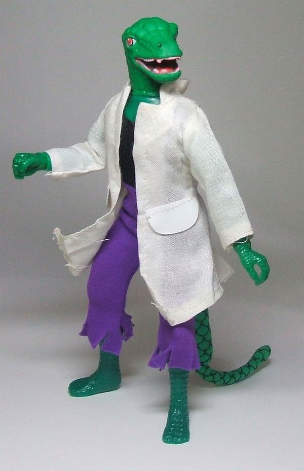 Mego Lizard