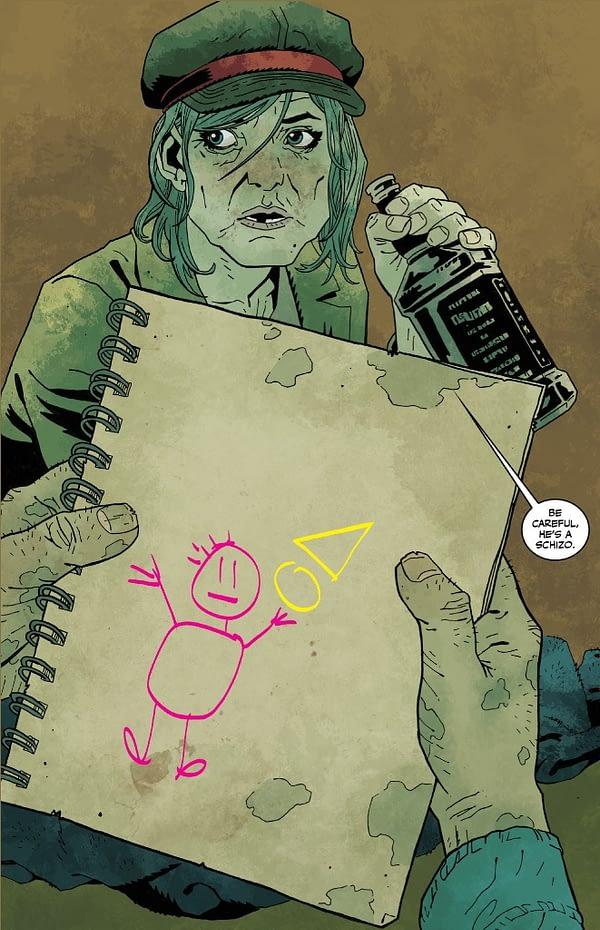 The Dregs. Lonnie Nadler & Zac Thompson writers, Eric Zawadzki artist, Dee Cunniffe colorist.