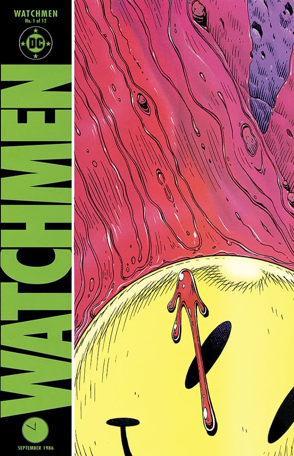 Why is Tom King Researching Watchmen?