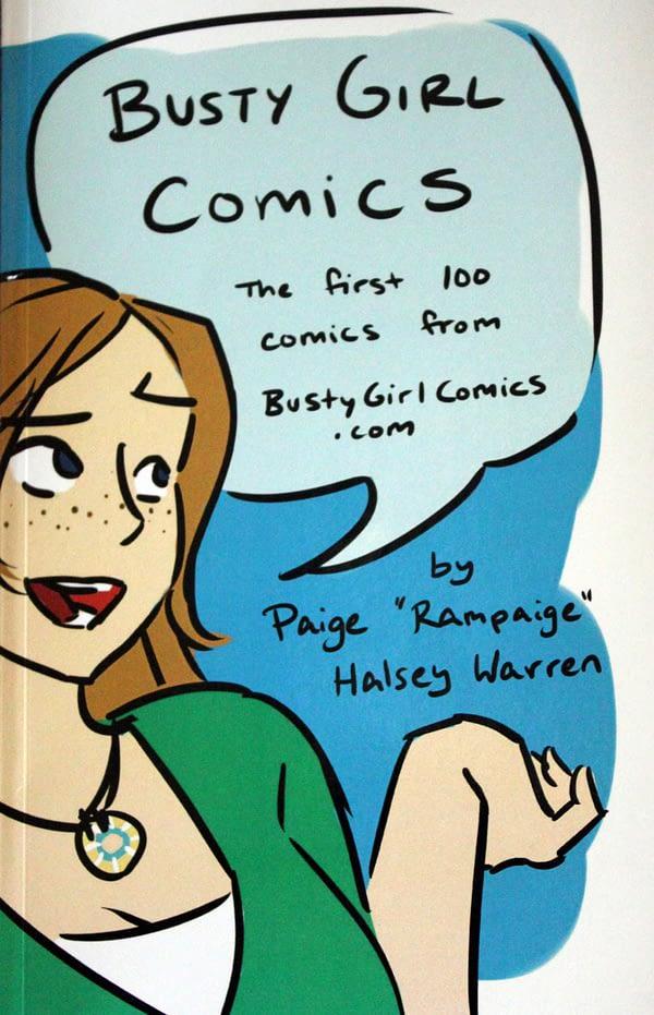 Busty Girl Comics Vol 1