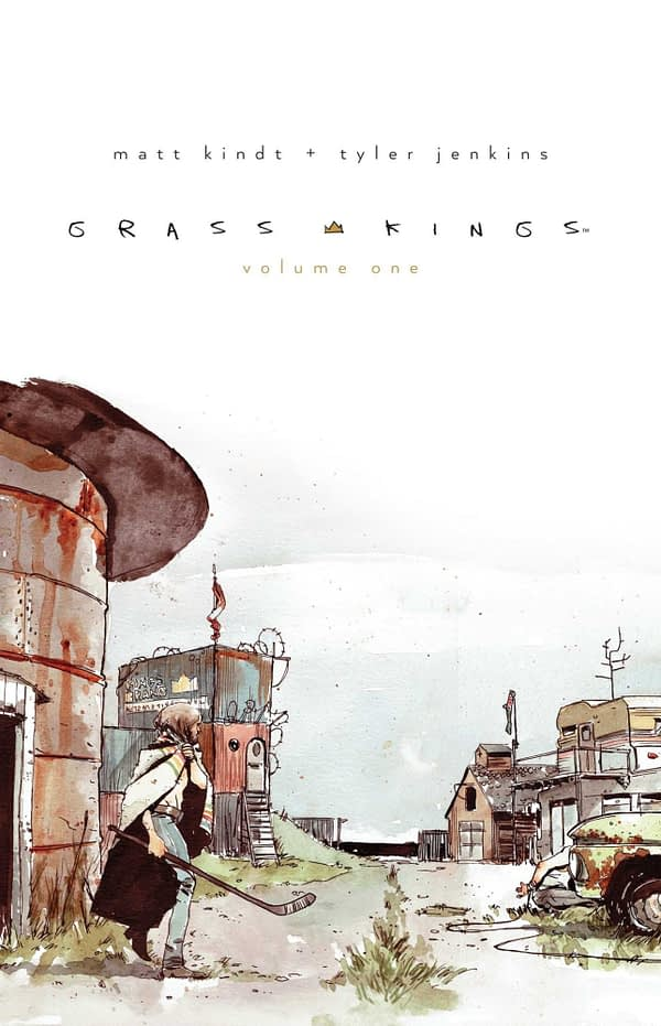 Grass Kings Vol. 1: A Little Boring but Builds Potential