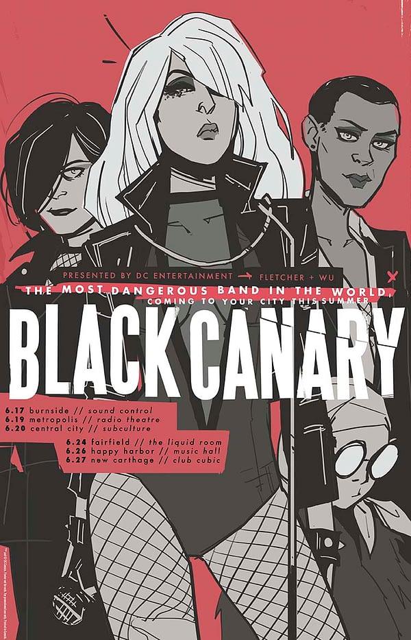 DCYou_BlackCanaryPoster_fnl.indd