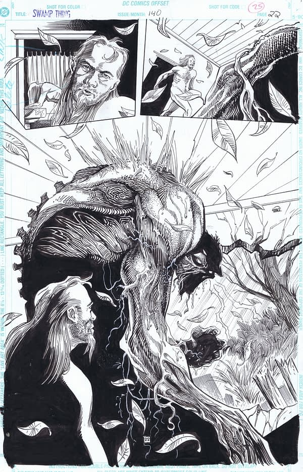 02 Hester Interview Swamp Thing
