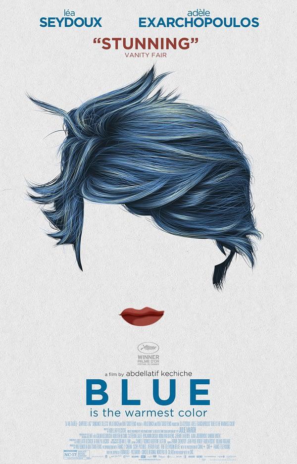 Blue is the Warmest Color Alternate Poster