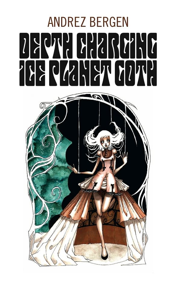 Depth Charging Ice Planet Goth full cover