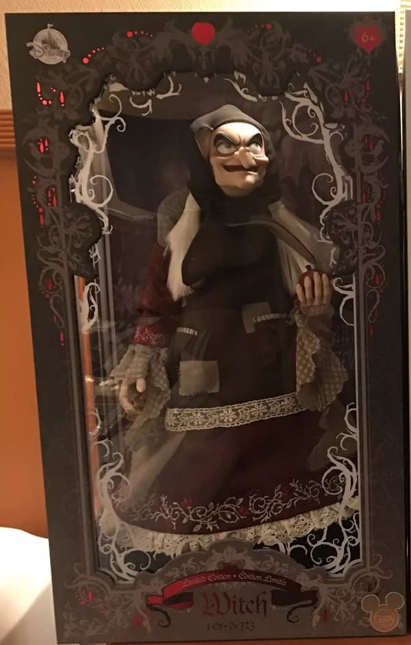 D23 Disney Designer Doll Witch Exclusive