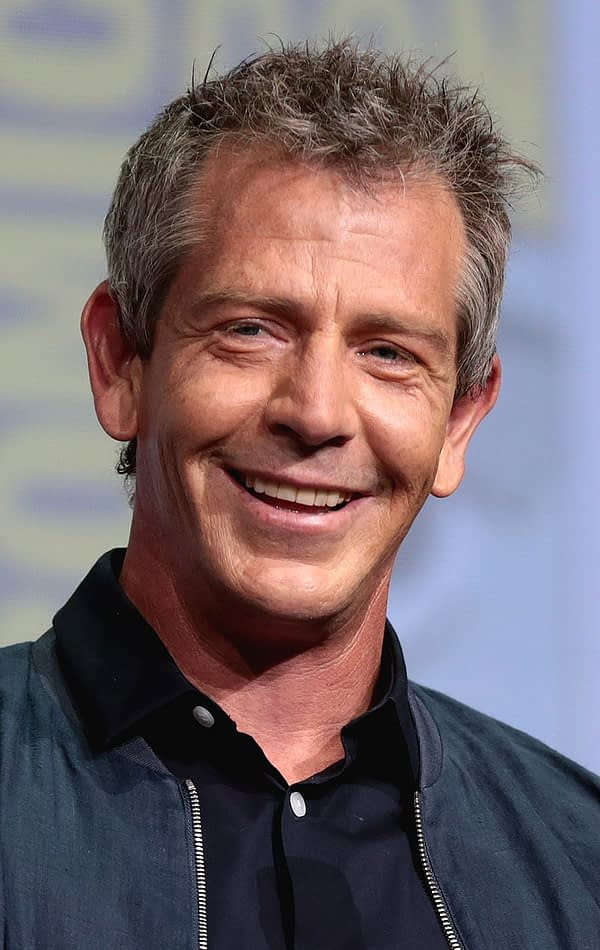"'Captain Marvel"" Actor Ben Mendelsohn on Playing a Skrull and the State of Super-Hero Movies"
