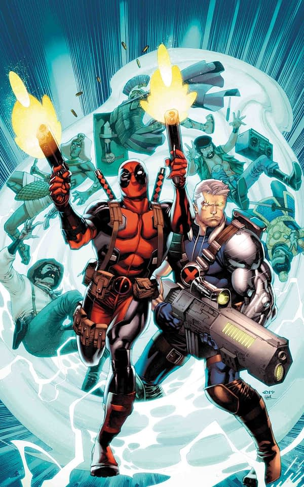 CABLE DEADPOOLSPECIAL