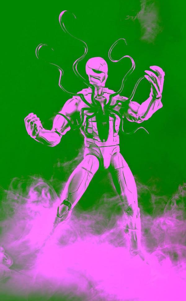 Marvel Legends Venom Wave Poison