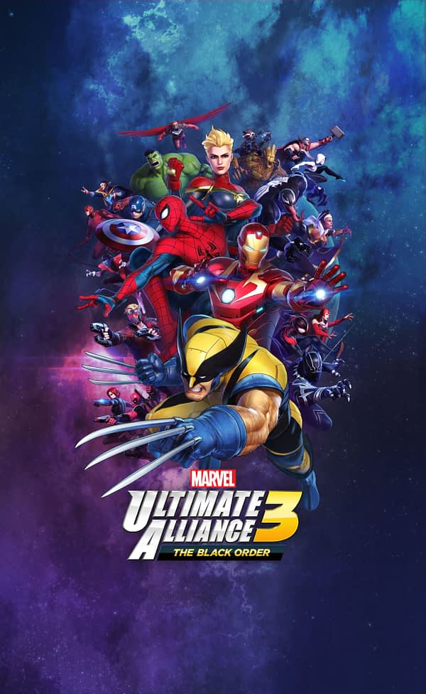 Marvel Ultimate Alliance 3: The Black Order Gets a July Release