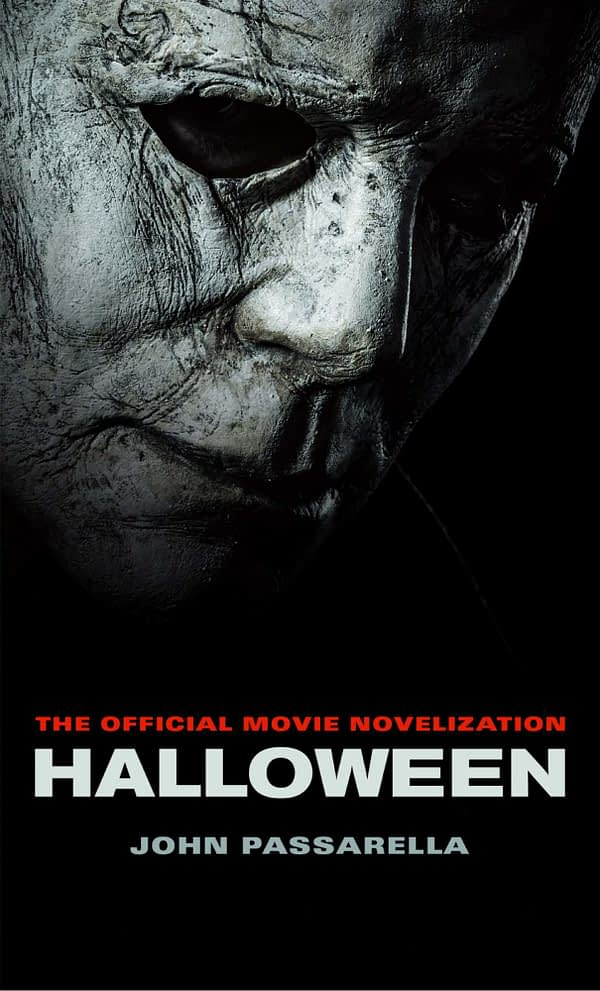 Halloween Novelization Cover