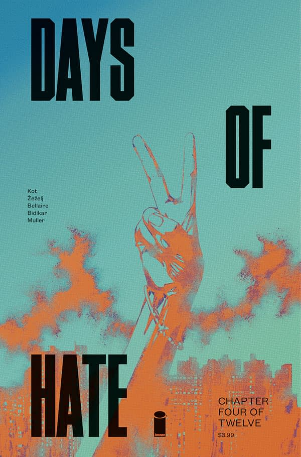 Days Of Hate #4 (Of 12)