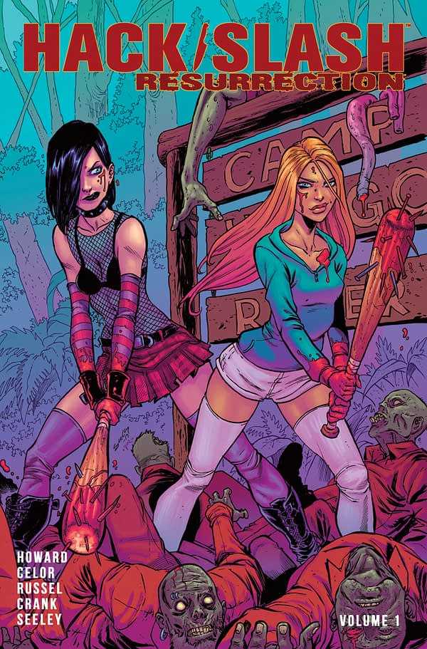 Hack/Slash Resurrection, Vol. 1 TP