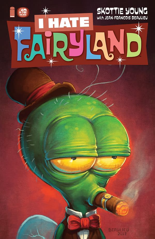 I Hate Fairyland #18