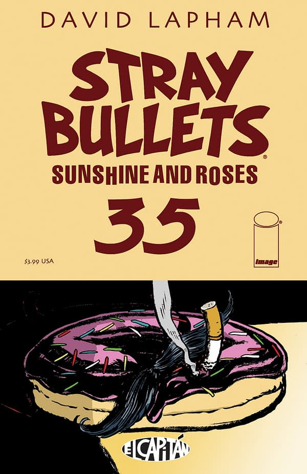 Stray Bullets: Sunshine & Roses #35
