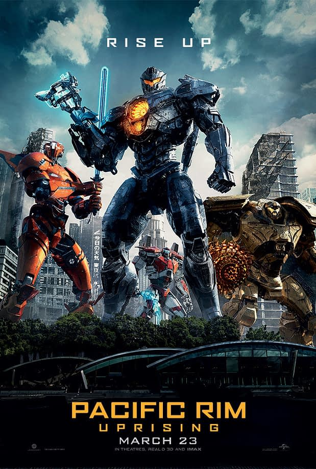 Pacific Rim Uprising Review: Silly, a Little Stupid, but a Ton of Fun