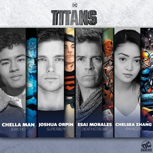 """Titans"" Season 2: Special Effects Coordinator Killed in Accident; Production Halted"