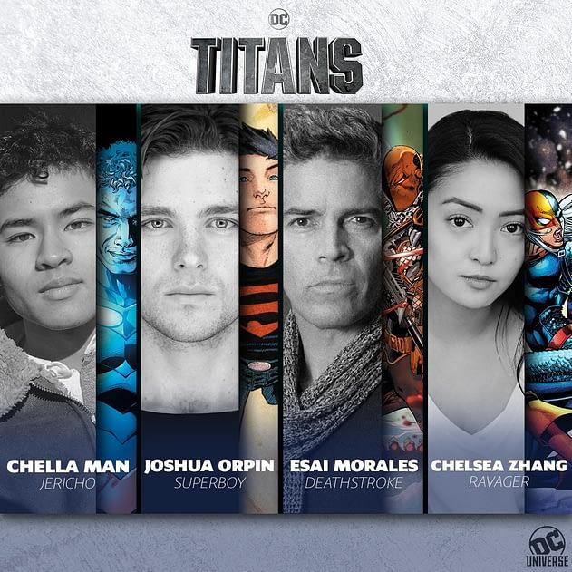 """Titans"" Season 2 Teaser: Bruce Wayne, Aqualad, Deathstroke [Video]"