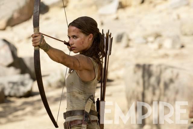 Alicia Vikander Says The Tomb Raider Reboot