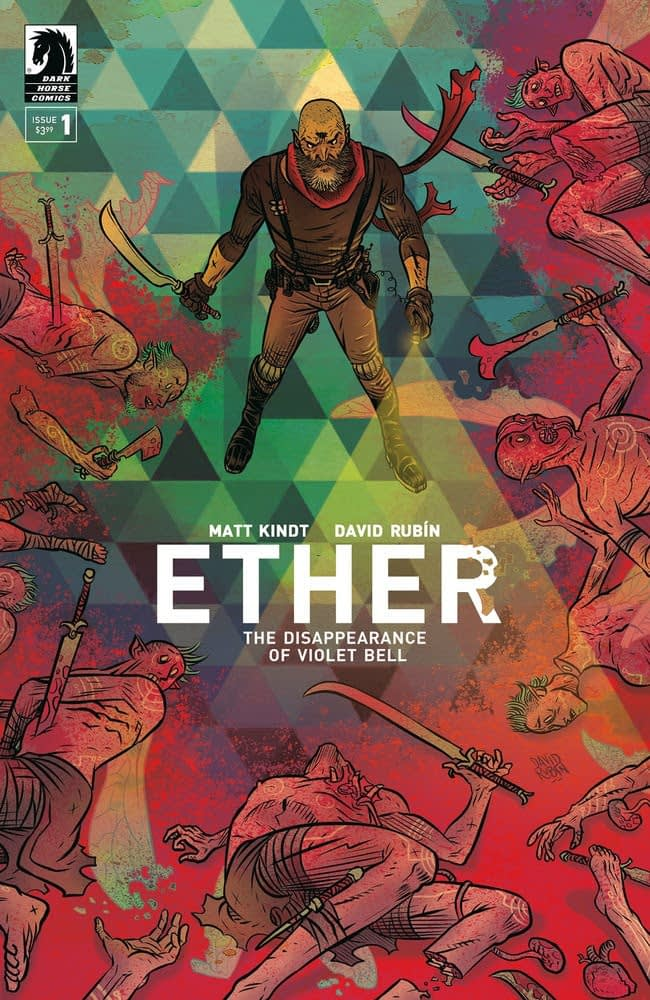 "The Adventures of Boone Dias Continue in ""Ether: The Disappearance of Violet Bell"""