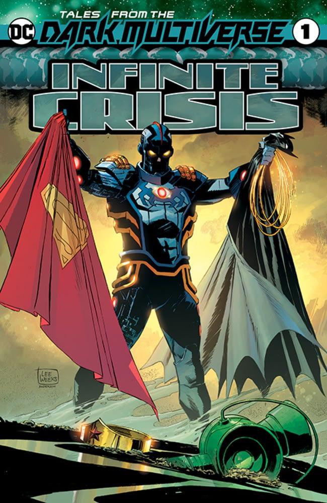 Blackest Night, Infinite Crisis Get Dark Multiverse Tales in November