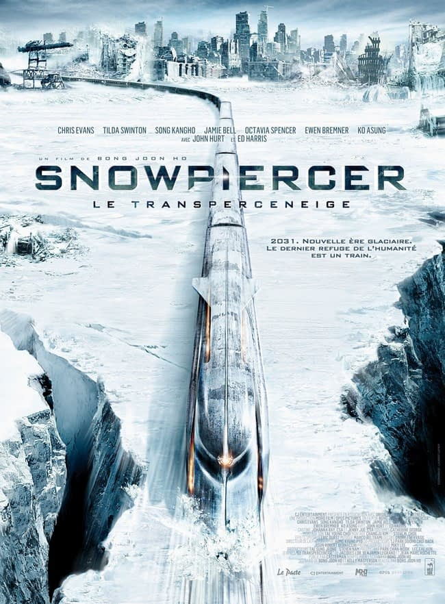 Snowpiercer French Poster