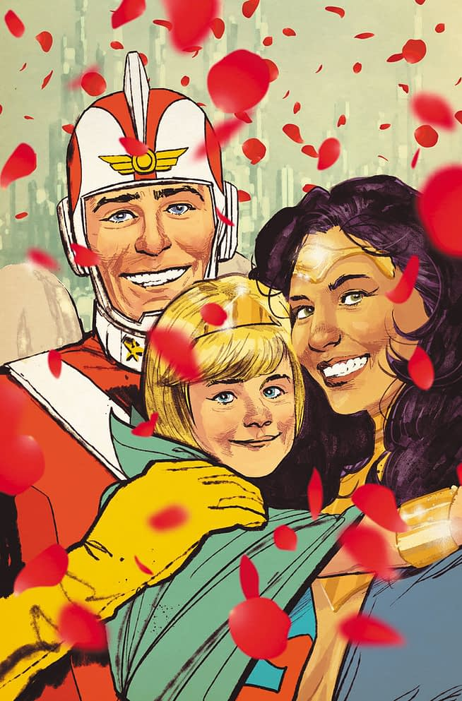 Strange Adventures by Tom King, Mitch Gerads, and Doc Shaner Set for March Release