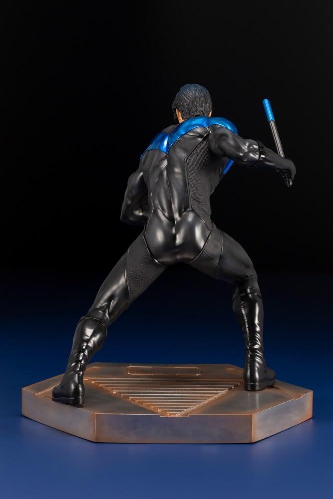 Nightwing and the Teen Titans Are Coming Soon to Kotobukiya