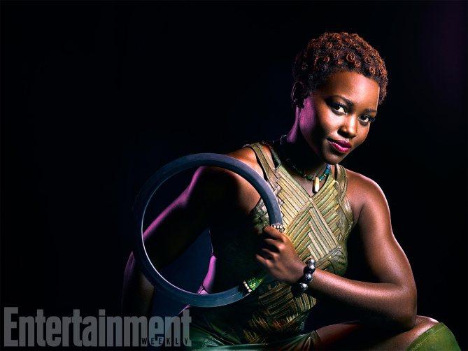 Lupita Nyong'o Black Panther nakia
