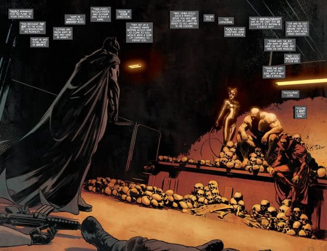 Does Batman #72 Rewrite Tom King's Batman History?