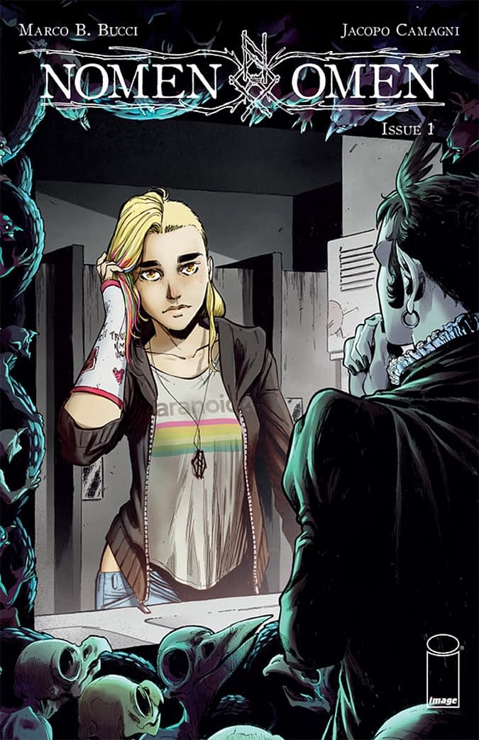 Nomen Omen: New Image Comics Series to Rewrite the Rules of Urban Fantasy