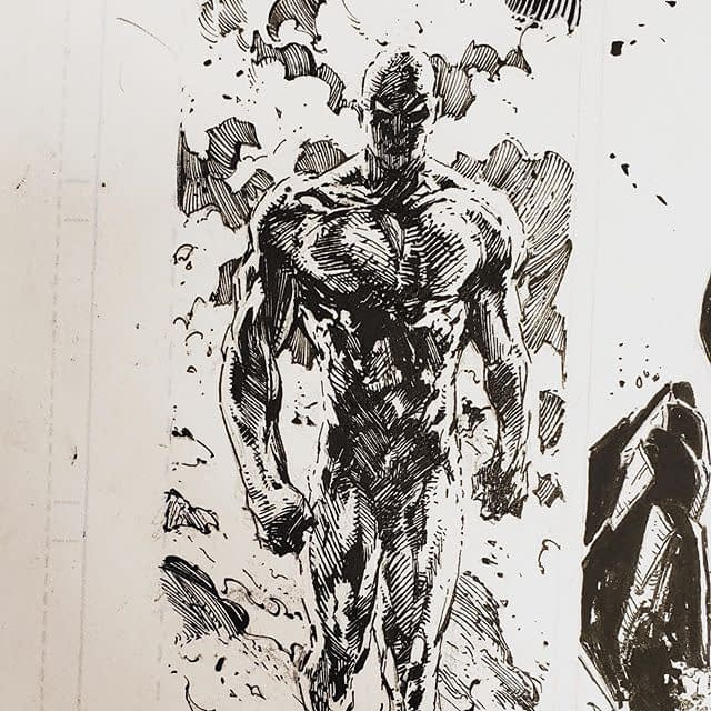 All the Spawn #300 Art We Can Find