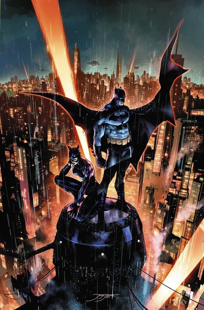 Jorge Jiménez Announces He's the New Ongoing Batman Artist - and Shares Some Amazing Art