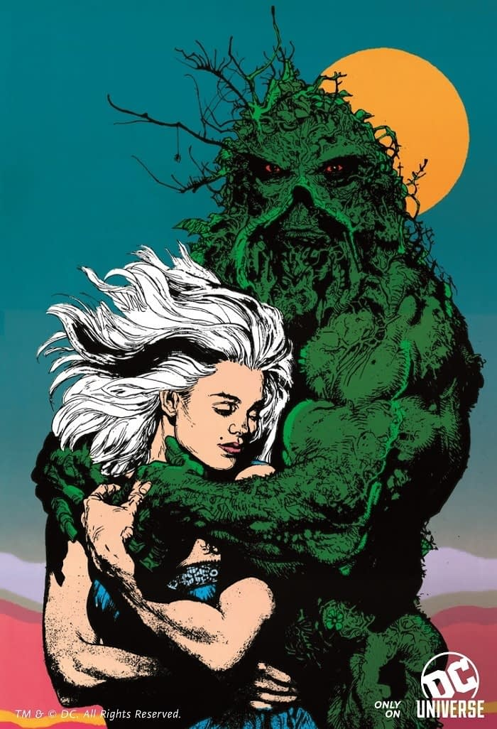 swamp thing image video
