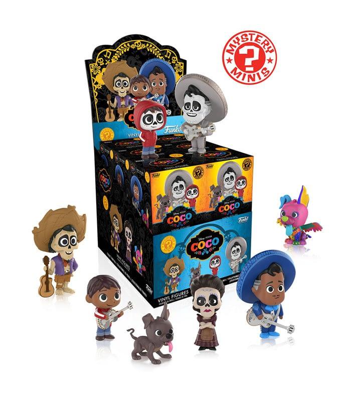 Coco Mystery Minis Funko