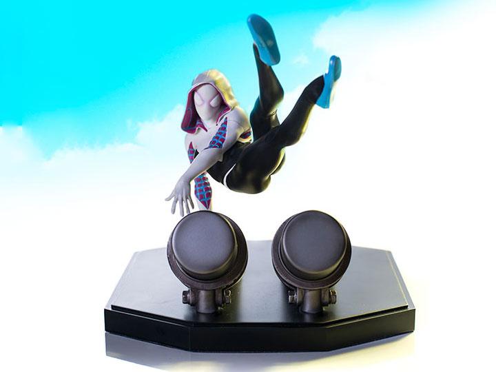 Iron Studios Spider-Gwen Statue