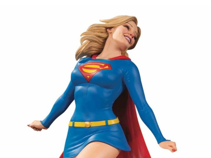 DC Superwomen Get New Statues from DC Collectibles
