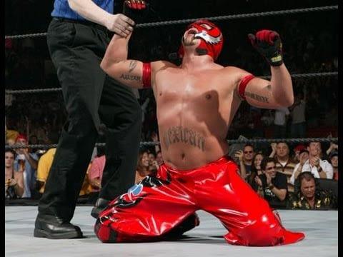 Royal Rumble 2006 Rey