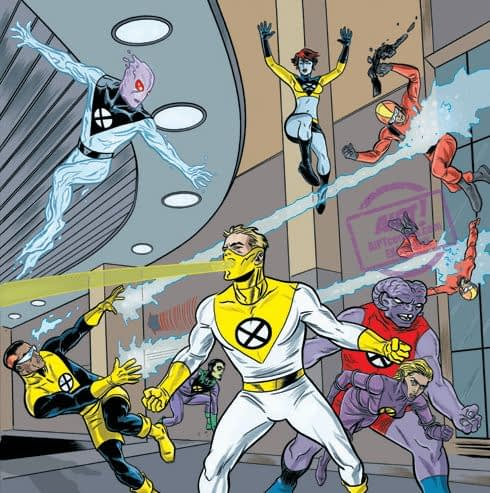 Is This The Return of X-Statix – With Mirror Girl, Hurt John and Demos?